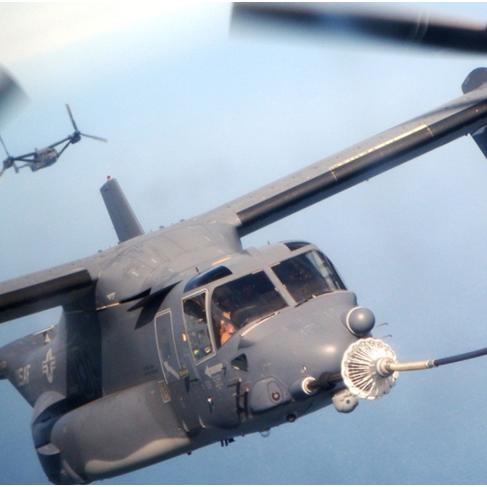 Orders Received for V-22 Refuelling Probes under Multi-year Deal