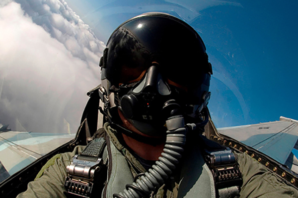 Hypoxia Sensors Integrated For Military Pilot Oxygen Systems