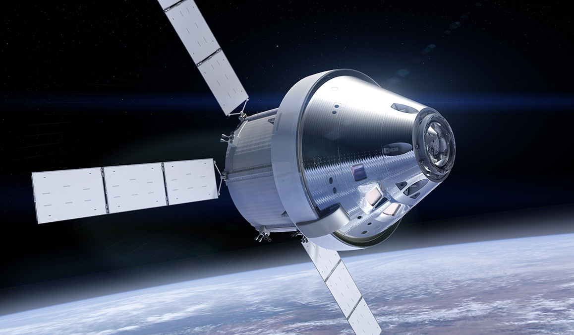 Cobham to Supply Lockheed Martin Orion Crew Module Elements