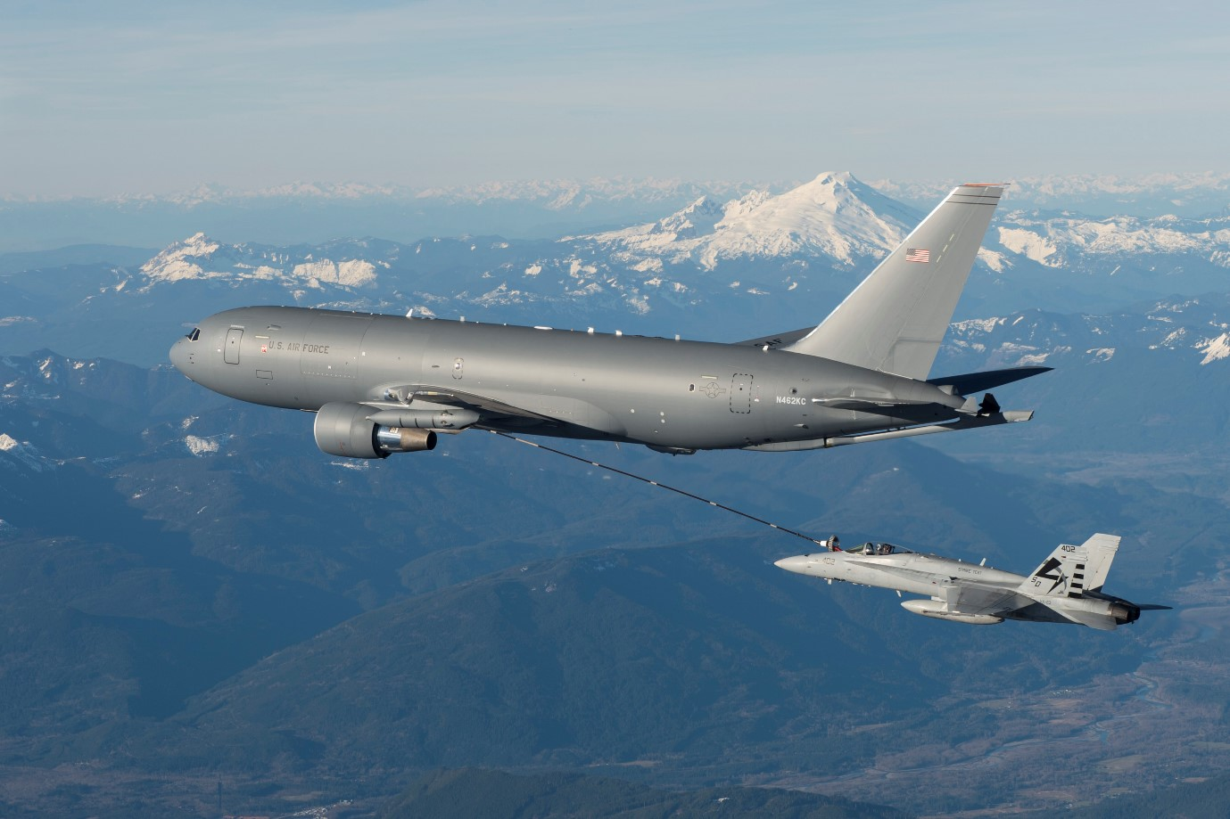 Cobham Welcomes Delivery of Boeing KC-46A to U.S. Air Force