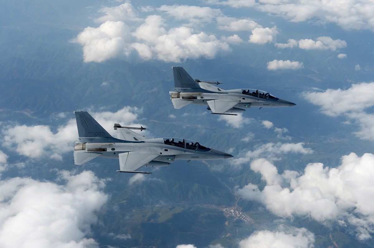 Cobham Mission Systems to Provide Air Refuelling Probe for KAI FA-50