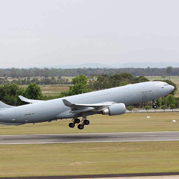 RAAF MRTT KC-30A reaches initial operating capability